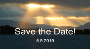 Save the date 5.9.2019
